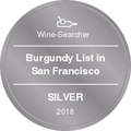 Burgundy List in San Francisco Silver